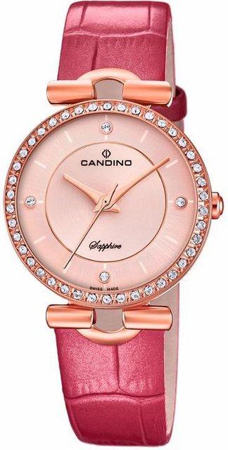 Candino Schweizer Uhr »Lady Elegance, C4674/1« | Uhren > Schweizer Uhren | Rosa | Candino