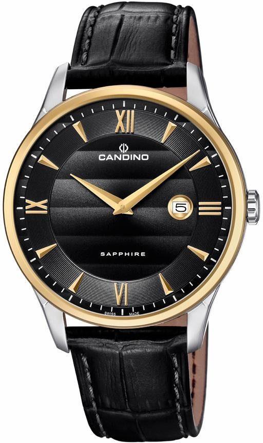 Candino Schweizer Uhr »Classic Timeless, C4640/4«
