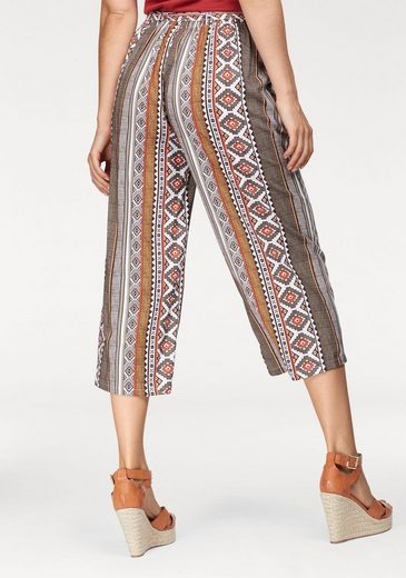 Boysens Culotte, With Fashionable Ethno-print