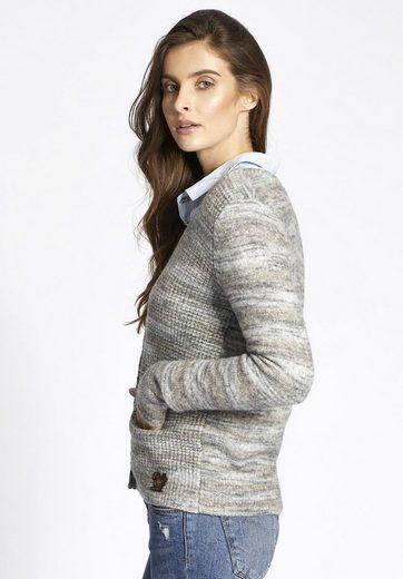 Khujo Sweater Dosa, With Wood Studs