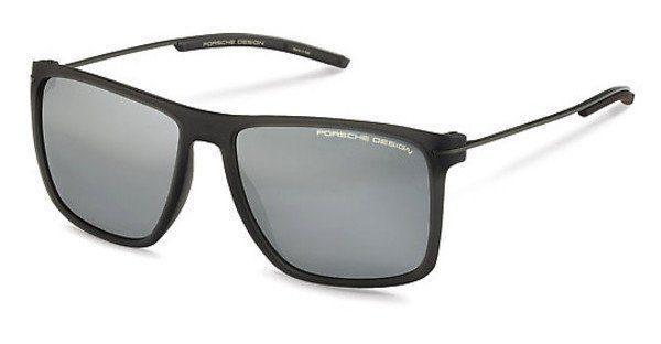 PORSCHE Design Porsche Design Herren Sonnenbrille » P8636«, blau, B - blau/blau
