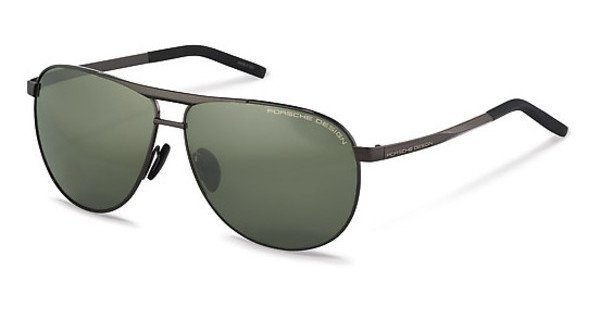 PORSCHE Design Porsche Design Herren Sonnenbrille » P8629«, grau, A - grau/ grau