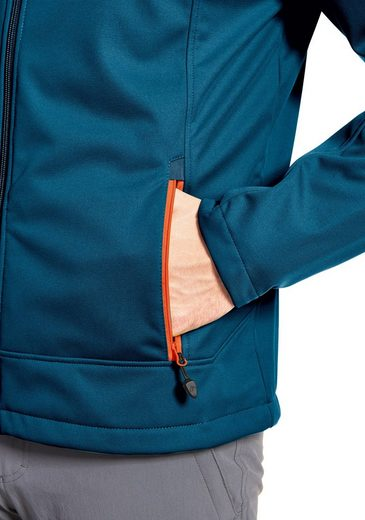 Maier Sports Softshelljacke Olle, für Alltag und Outdoor
