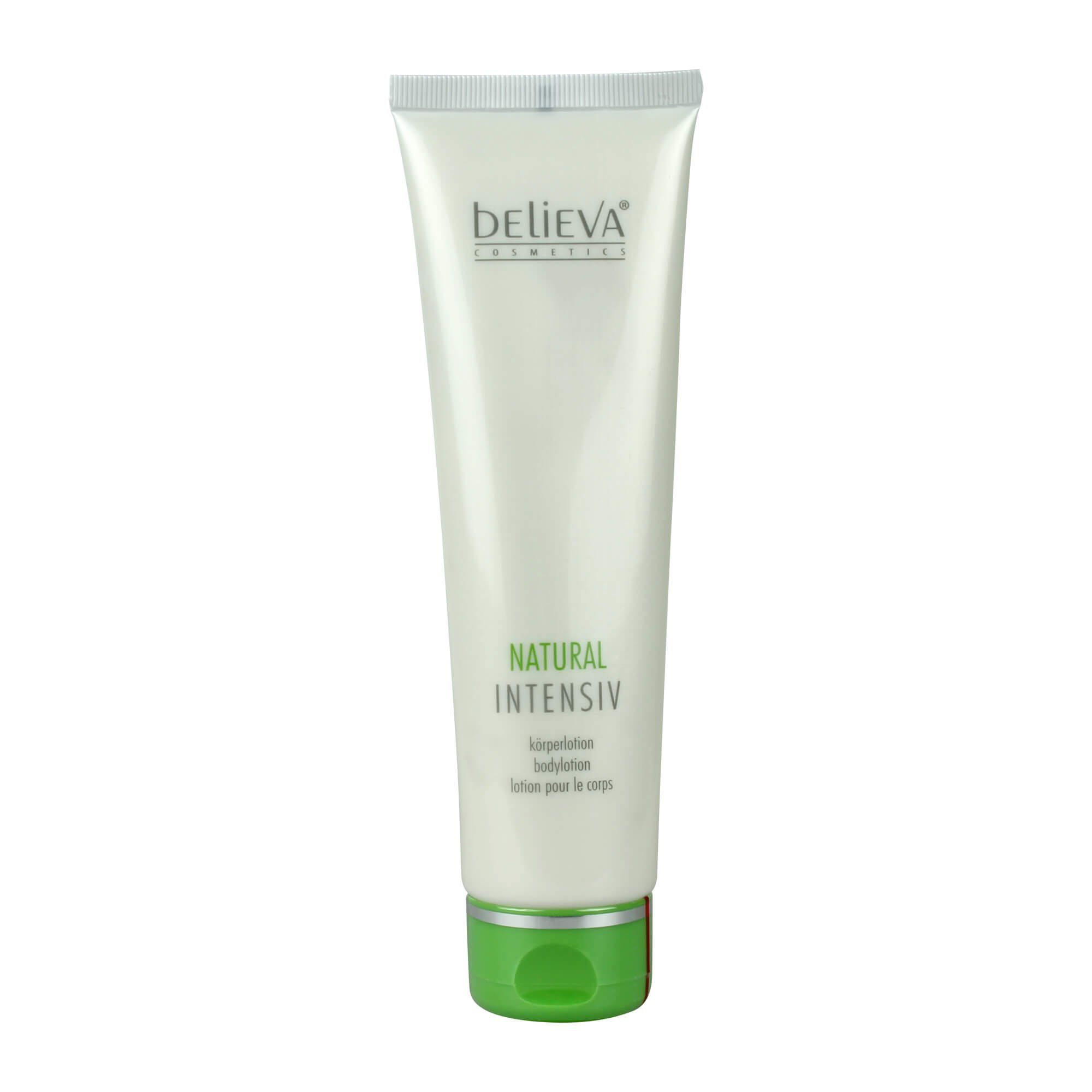 Believa Natural Intensiv Körperlotion , 150 ml