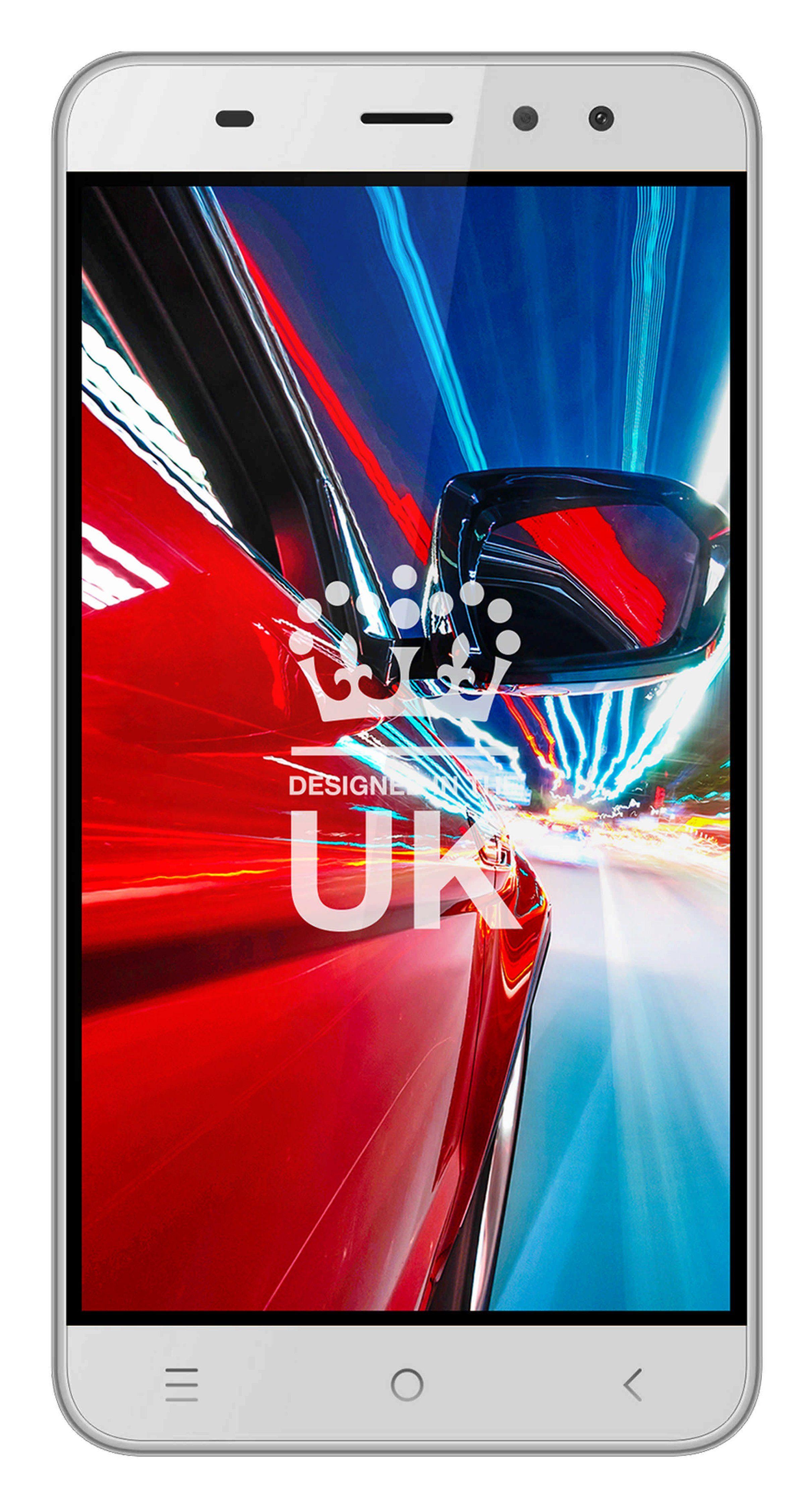 STK Dual SIM Smartphone mit HD-Display & Kopfhörern »Transporter 1 (Dual Sim)«