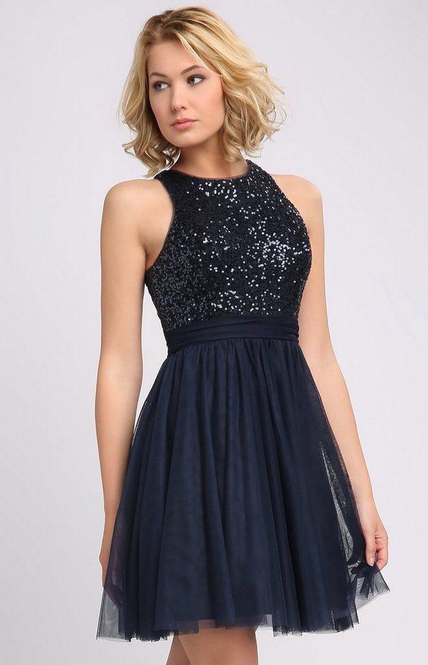 Apart Cocktailkleid, Nachtblaues Partykleid online kaufen ...