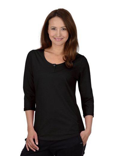 TRIGEMA Shirt aus 100% Biobaumwolle