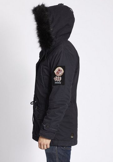Khujo Winterjacke Bird With Inner Jacket, With Removable Insert