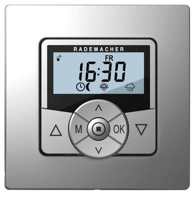 Rademacher Smart Home - Zeitschaltuhr für Rohrmotoren »Troll Comfort DuoFern - 5665-AL«
