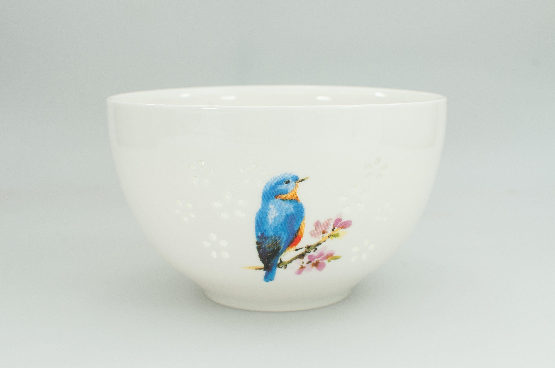 HTI-Line Müslischale »Blue Bird«