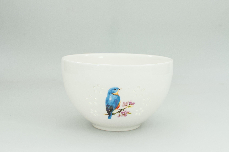 HTI-Line Kompottschale »Blue Bird«