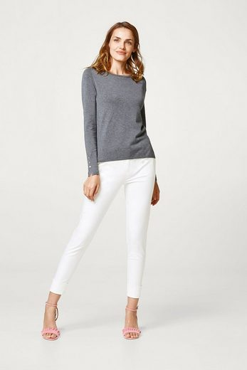 Esprit Collection Fine Trick-sweater With Fine Details