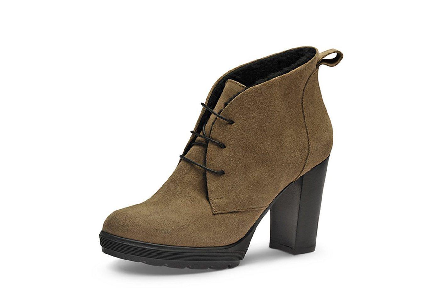 Evita »TUANA« Plateaustiefelette | Schuhe > Stiefeletten > Plateaustiefeletten | Evita
