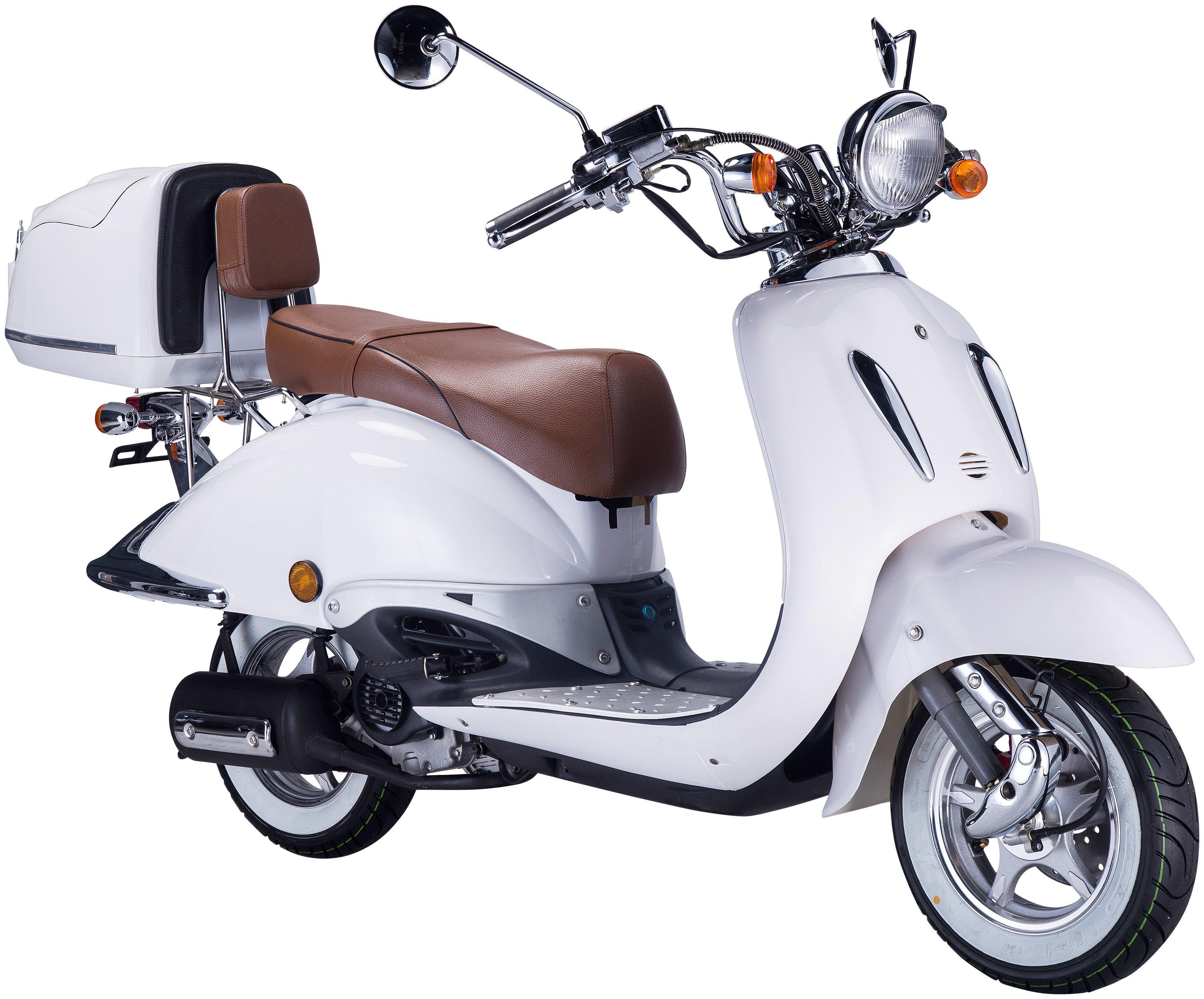 GT UNION Motorroller »Strada«, 125 ccm, 80 km/h