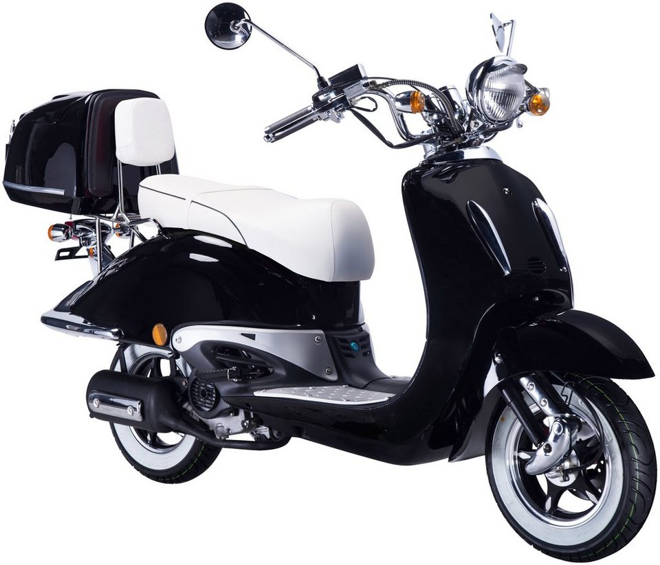 gt union motorroller strada 125 ccm 80 km h 7 5 ps. Black Bedroom Furniture Sets. Home Design Ideas
