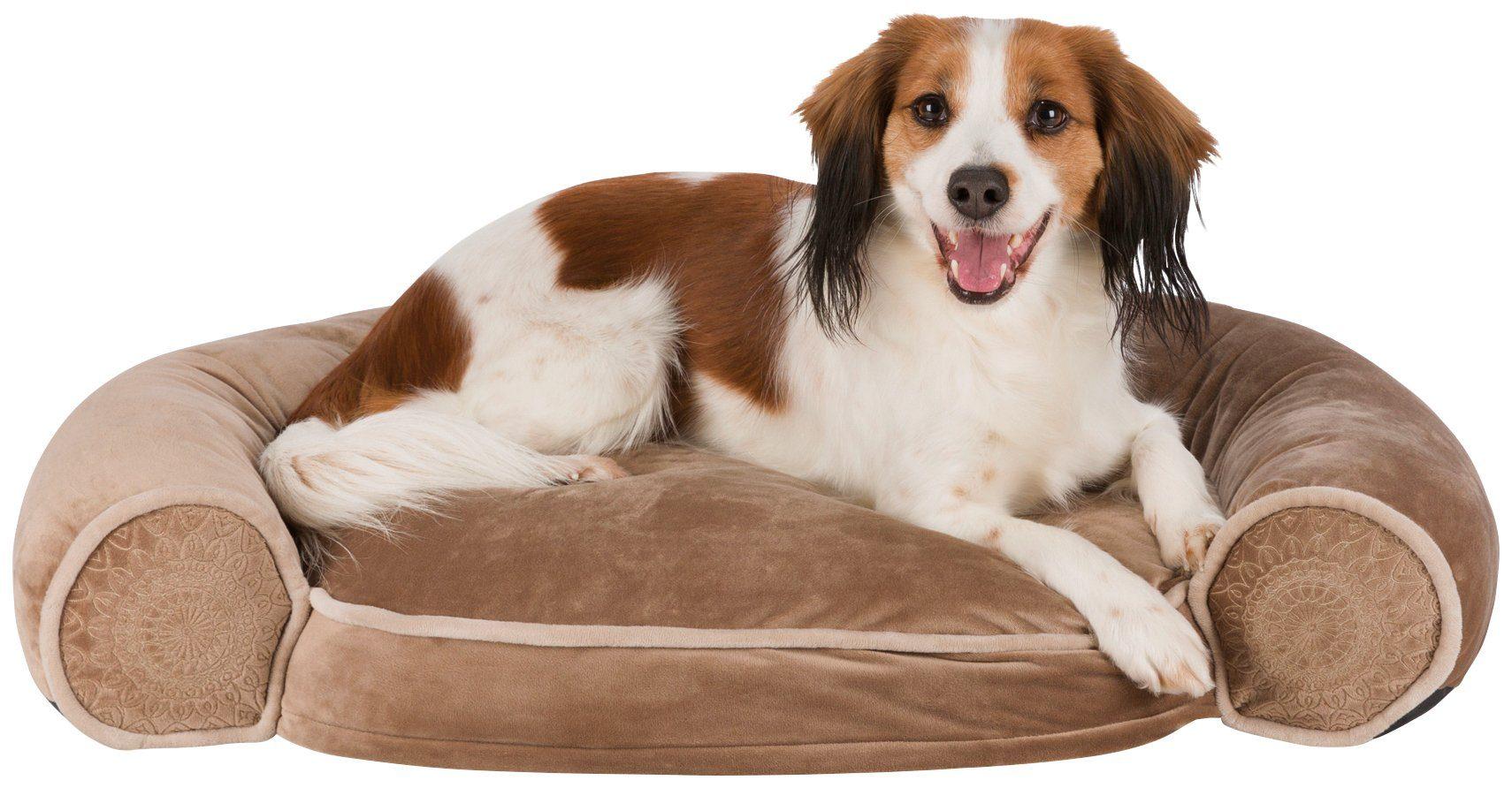 TRIXIE Hundesofa und Katzensofa »Mandala«, BxT: 80x60 cm, braun