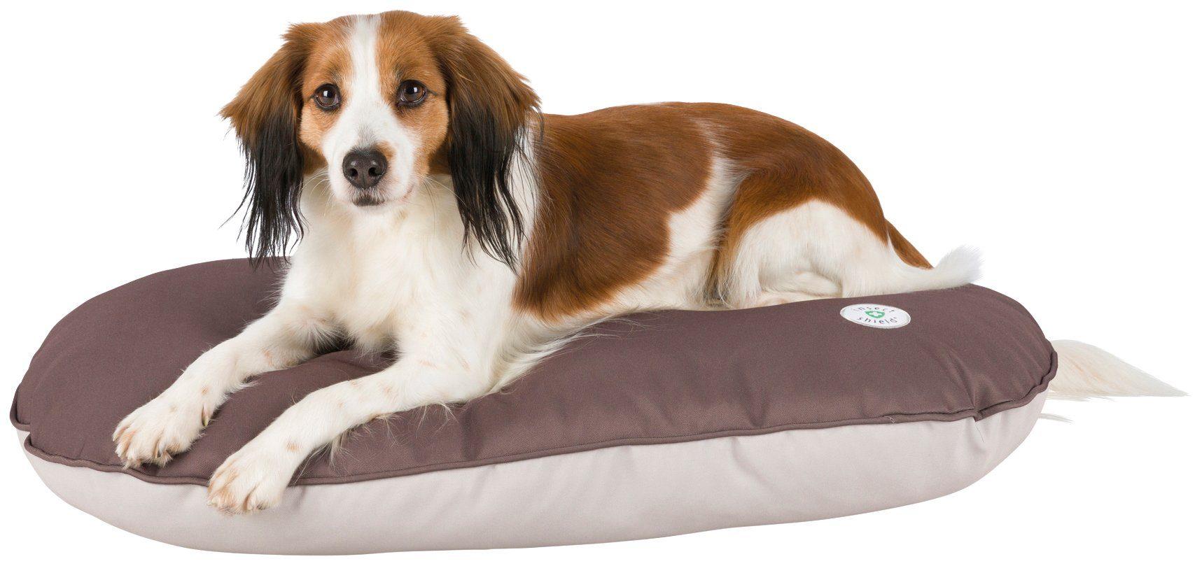 TRIXIE Hundekissen und Katzenkissen »Insect Shield«, BxT: 95x60 cm, beige/braun