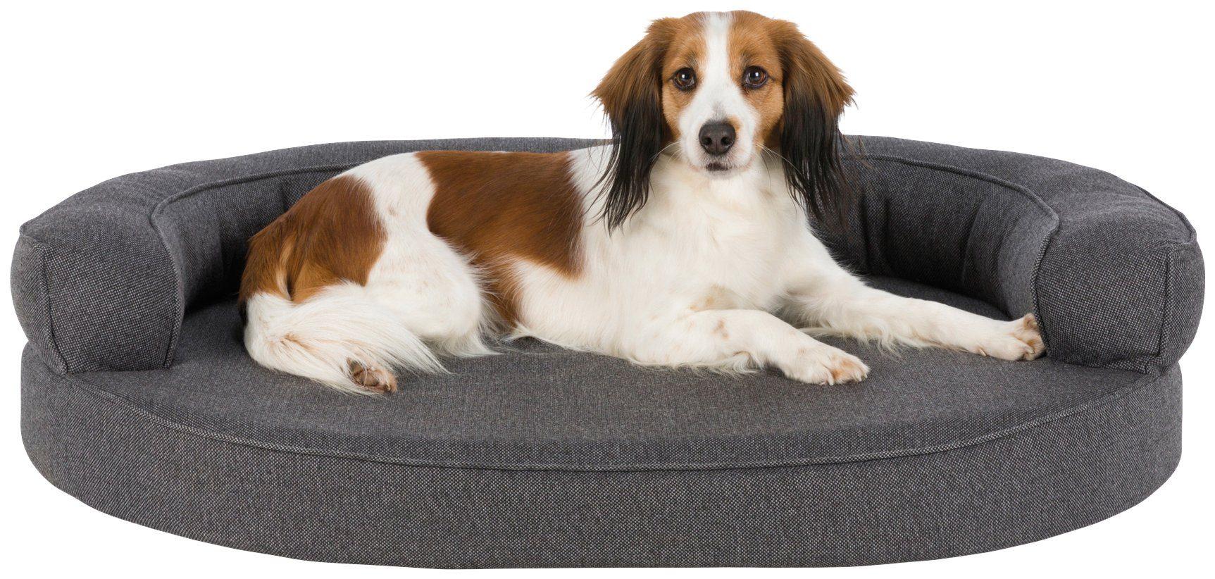 TRIXIE Hundesofa und Katzensofa »Florentina«, BxT: 110x85 cm, grau