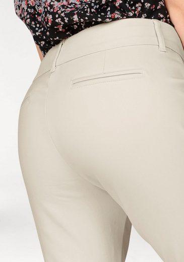 soyaconcept 7/8-Hose Oprah 6B, mit seitlichen Reißverschlüssen