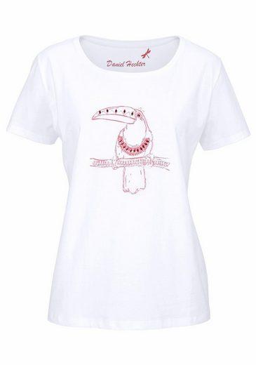 Daniel Hechter T-Shirt, mit Frontprint