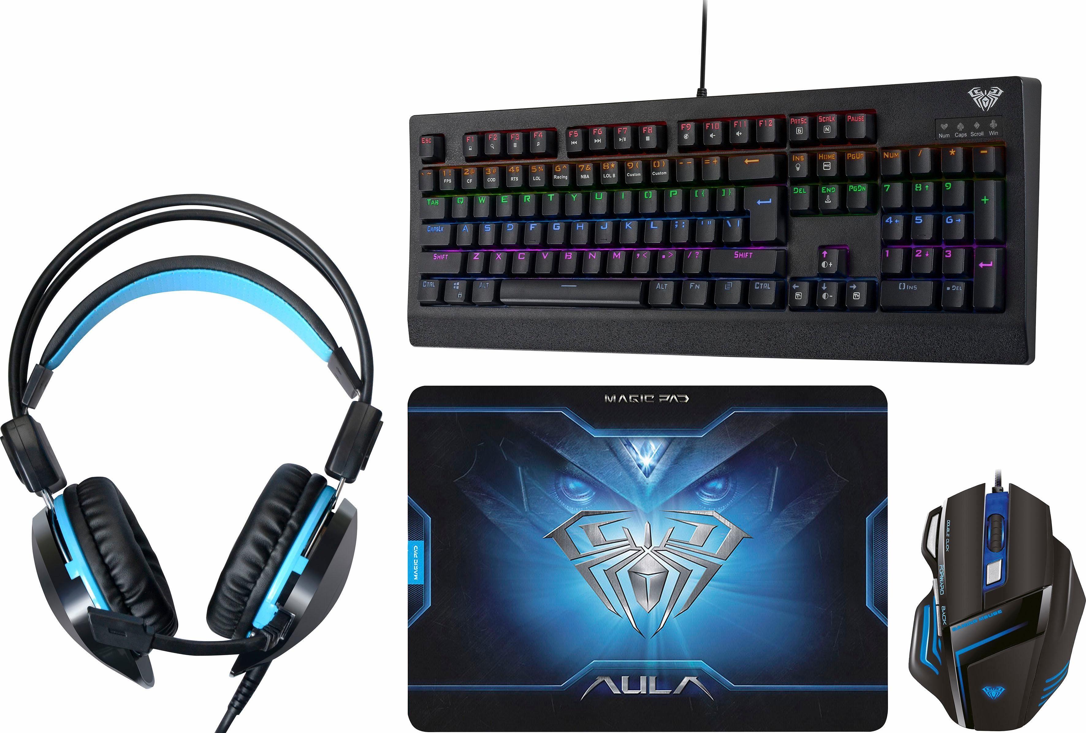 AULA Expert Bundle Gaming Zubehör