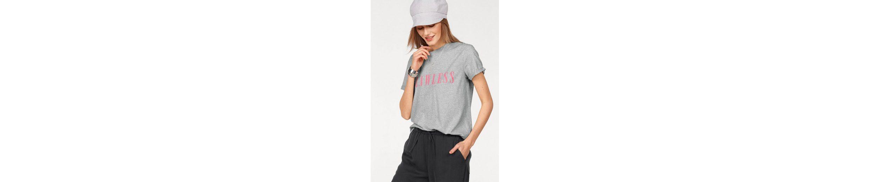 soyaconcept T-Shirt Ingun 1, mit Schriftzug
