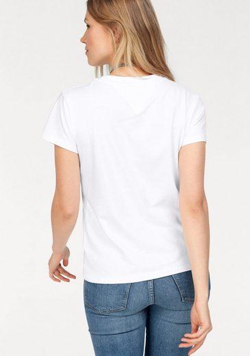 Tommy Jeans T-shirt Tjw Cn T-shirt S/s 17