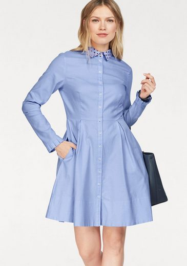 Tommy Hilfiger Kleid KAYLA SHIRT DRESS LS