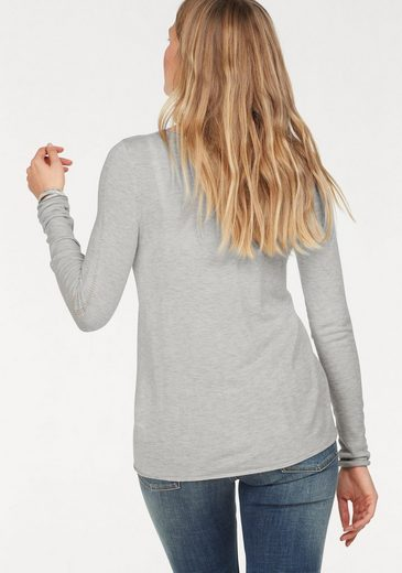 Tommy Jeans Pullover TJW BASIC VN SWEATER L/S 13