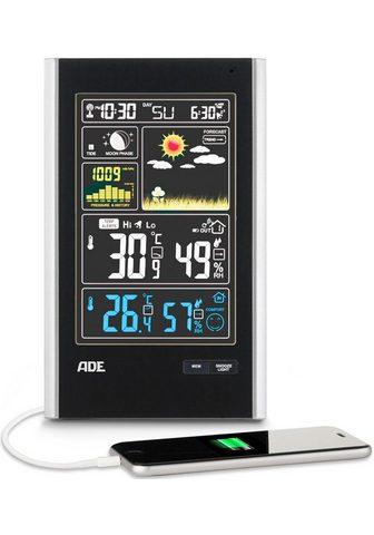 ADE »WS 1600« Belaidė meteorologinė stotel...