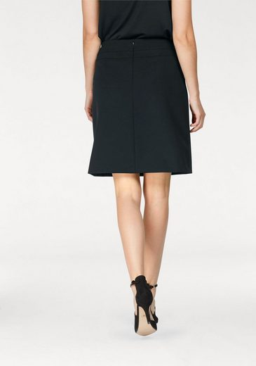 Betty Barclay Pencil Skirt With Zipper Details