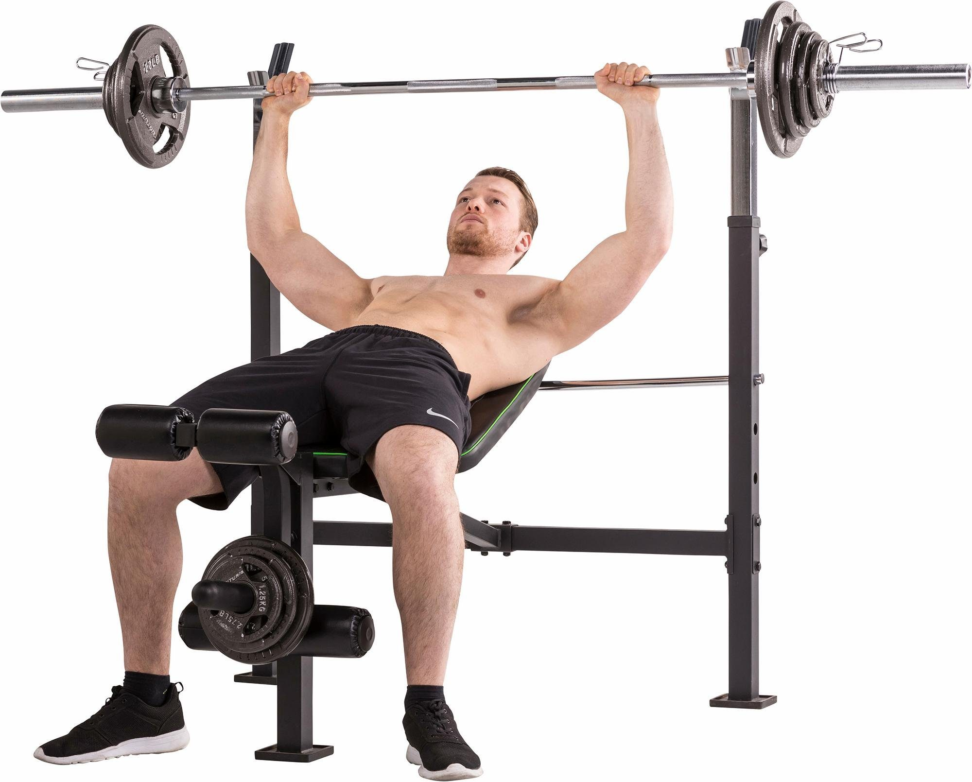 Tunturi Hantelbank, »WB60 Olympic Width Weight Be«