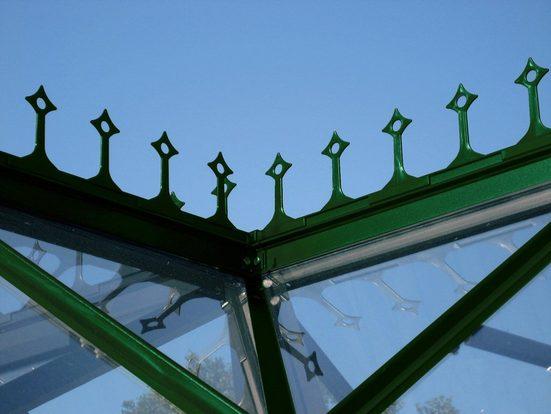 VITAVIA Firstkrone , für Gewächshaus »Sirius«, dunkelgrün