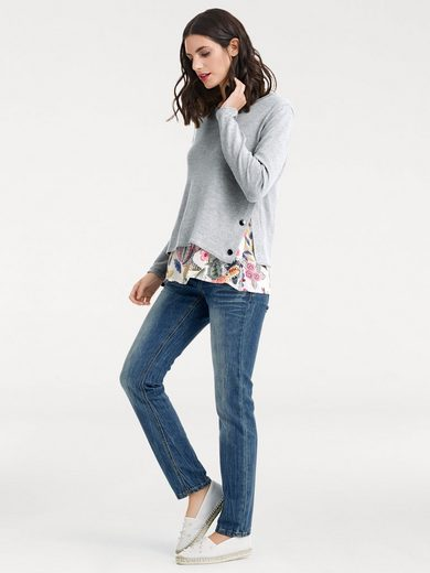 B.C. BEST CONNECTIONS by Heine Pullover Two-in-one