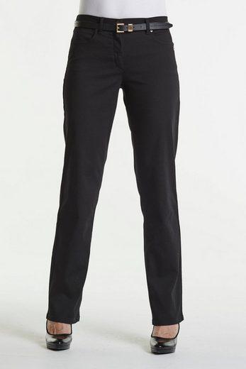 LauRie 5-Pocket-Hose Amelia, Straight Hosen