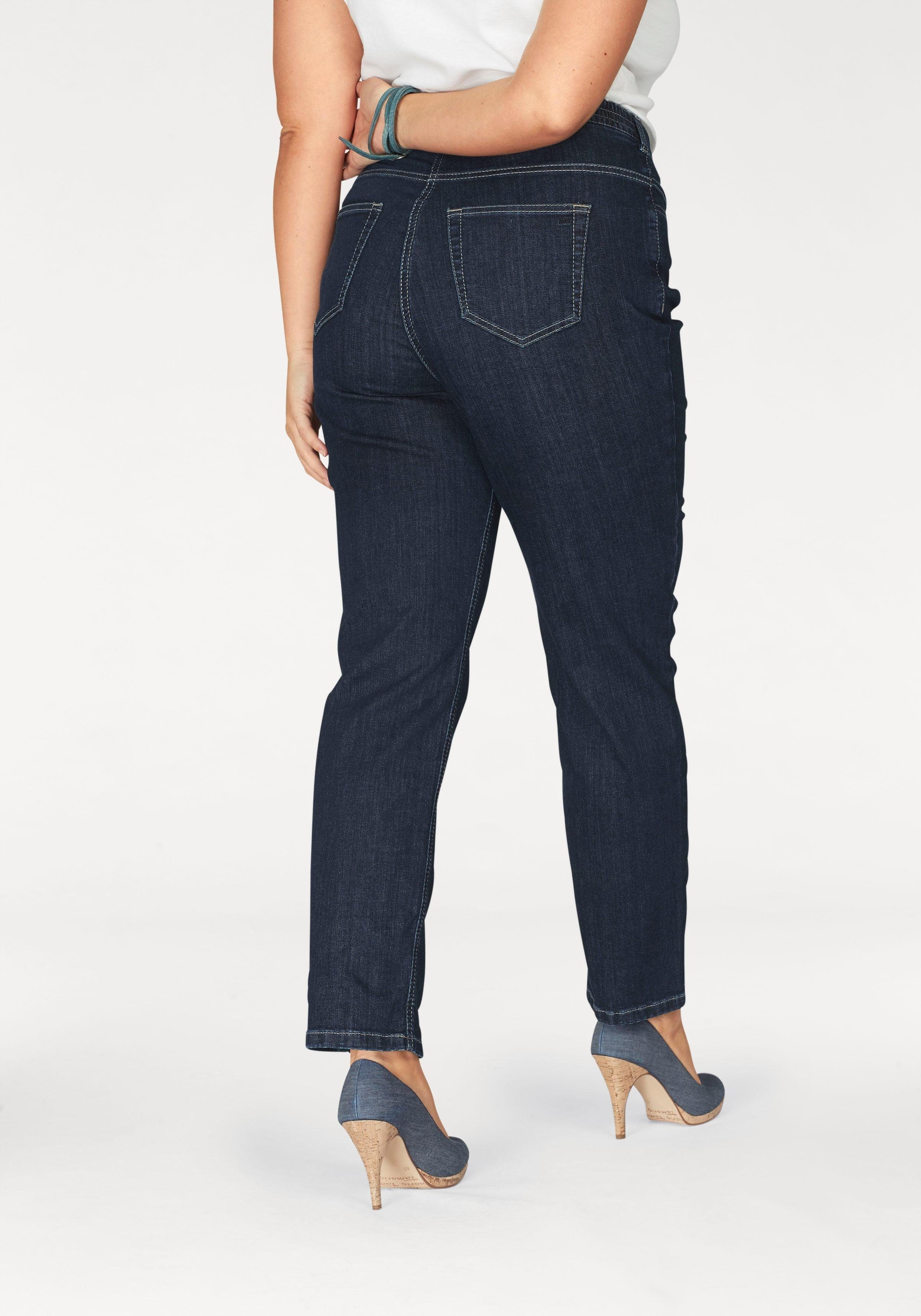 MAC 5-Pocket-Jeans »Stina« bequeme Passform