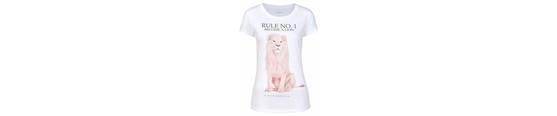 mit Shirt amp;Newton amp;Newton vorne T Einstein Shirt Print gro脽em T Einstein RnYq4xp0