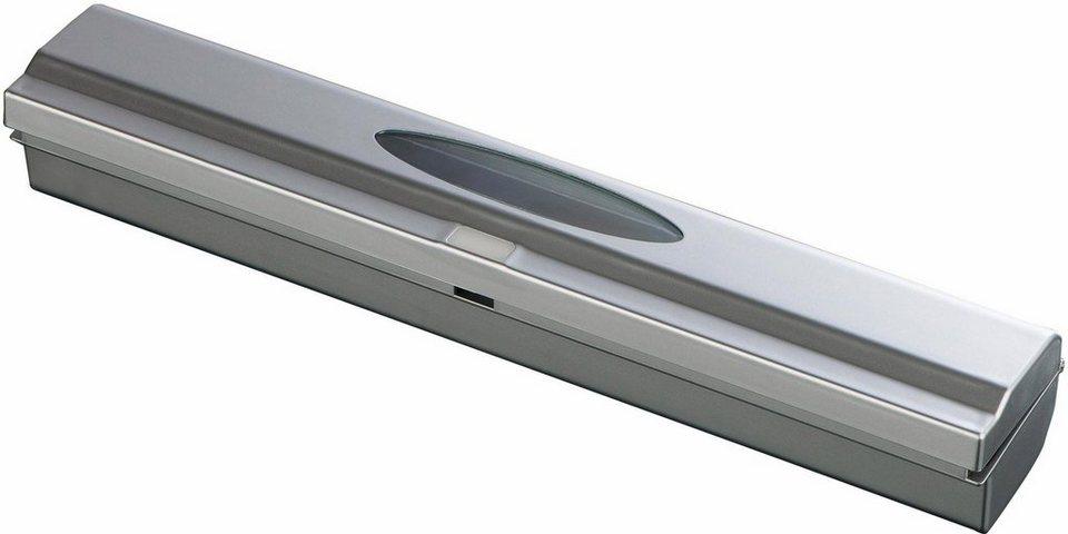 Folienschneider Küchenrollenhalter wenko folienschneider mit sichtfenster, »perfect-cutter« online