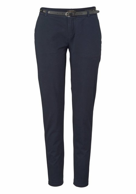 scotch & soda -  Chinohose in bequemer Slim Fit Form