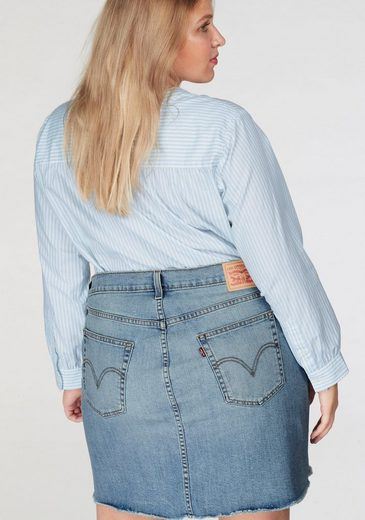 Levi's® Jeansbluse, Loose Fit Denim