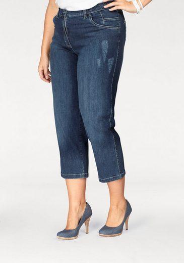 KjBRAND 7/8-Jeans Babsie 7/8, mit Stretchanteil & weiteren Oberschenkeln