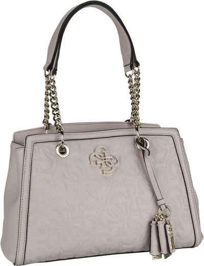 Guess Handtasche »New Wave Luxury Satchel«