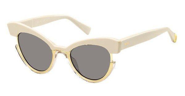 Max Mara Damen Sonnenbrille » MM INGRID«, braun, 09Q/70 - braun