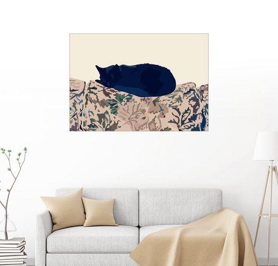 Posterlounge Wandbild - Anna McKay »kitty«