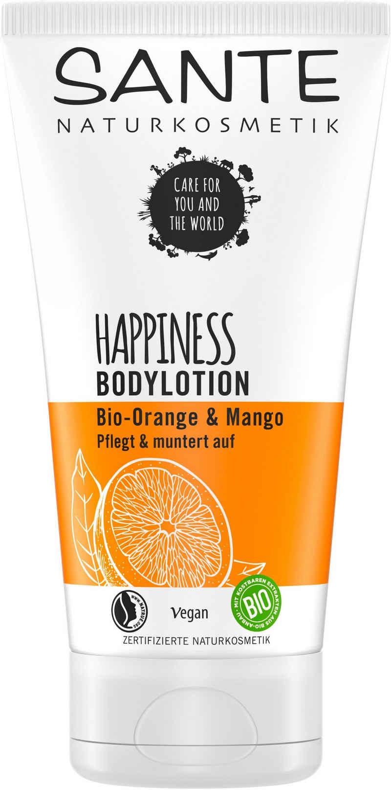 SANTE Bodylotion »HAPPINESS«