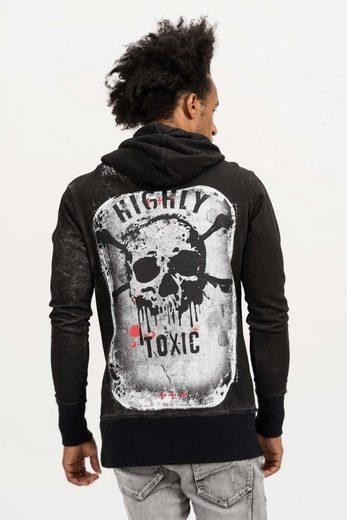 trueprodigy Kapuzensweatshirt Highly Toxic