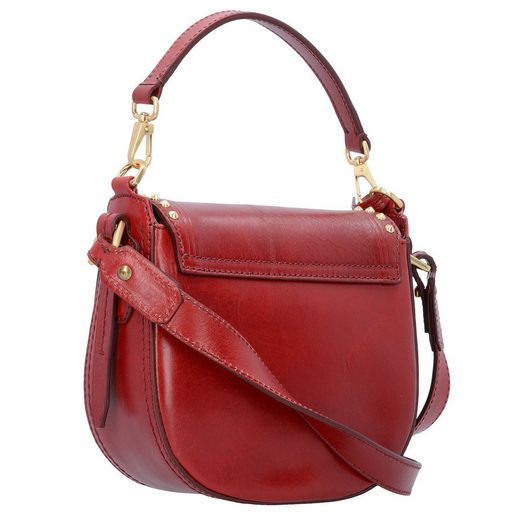 The Bridge Rock Handbag Leather 21 Cm