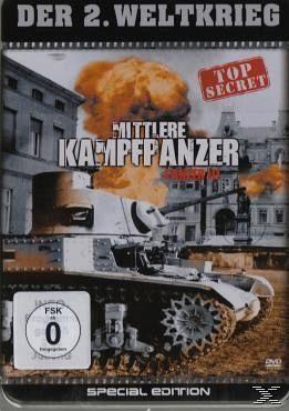 DVD »Der 2. Weltkrieg: Mittlere Kampfpanzer Special...«