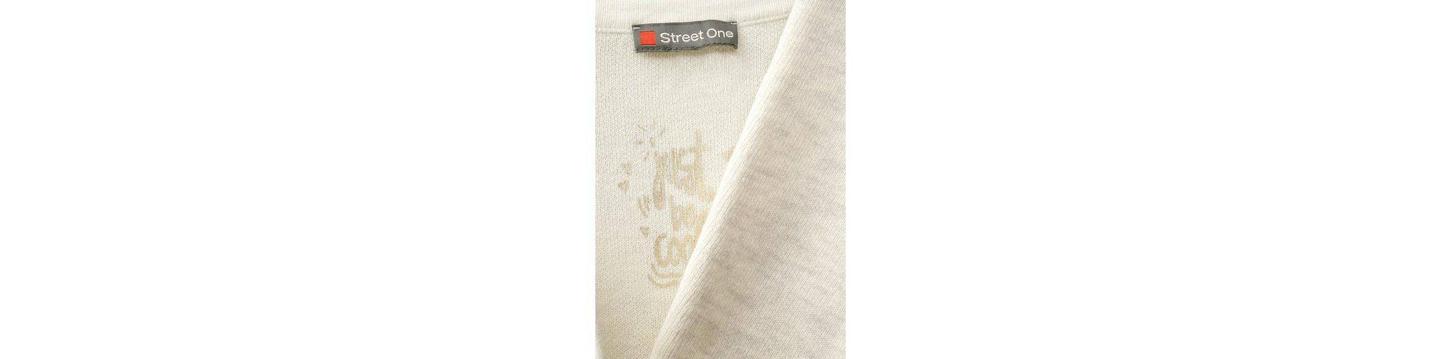 Street One Street One Long Cardigan Doubleface zzrHxOS