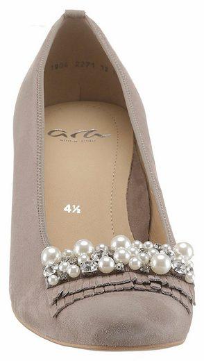 Ara Pumps, mit angesagten Perlen